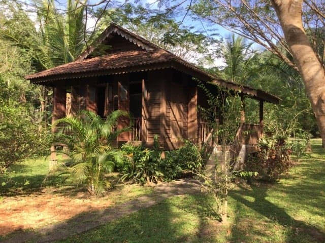 The Kampung House | Private Villa with Pool and Land for Sale | Ulu Melaka Langkawi