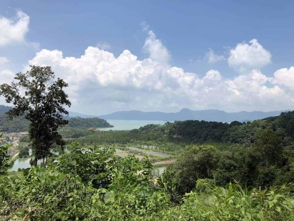 View 1 | Elevated Land for Sale Temonyong Langkawi | Langkawi Real Estate