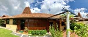 Outside View | Bayly Villa Langkawi | Villa with Pool for Rent | Langkawi Real Estate