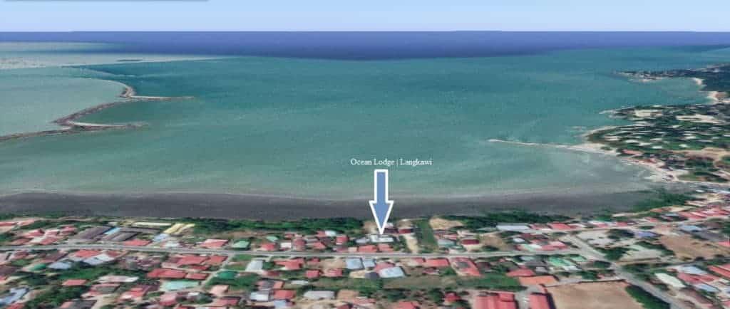 Ocean Lodge Kuala Teriang Langkawi