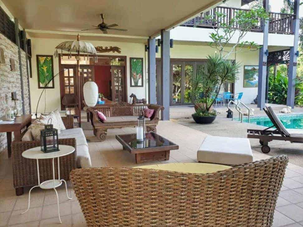 Villa Laman Padi - Modern Tropical Villa With Land for Sale Langkawi Real Estate